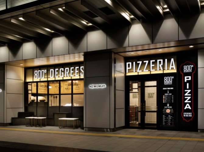 800° DEGREES NEAPOLITAN PIZZERIA